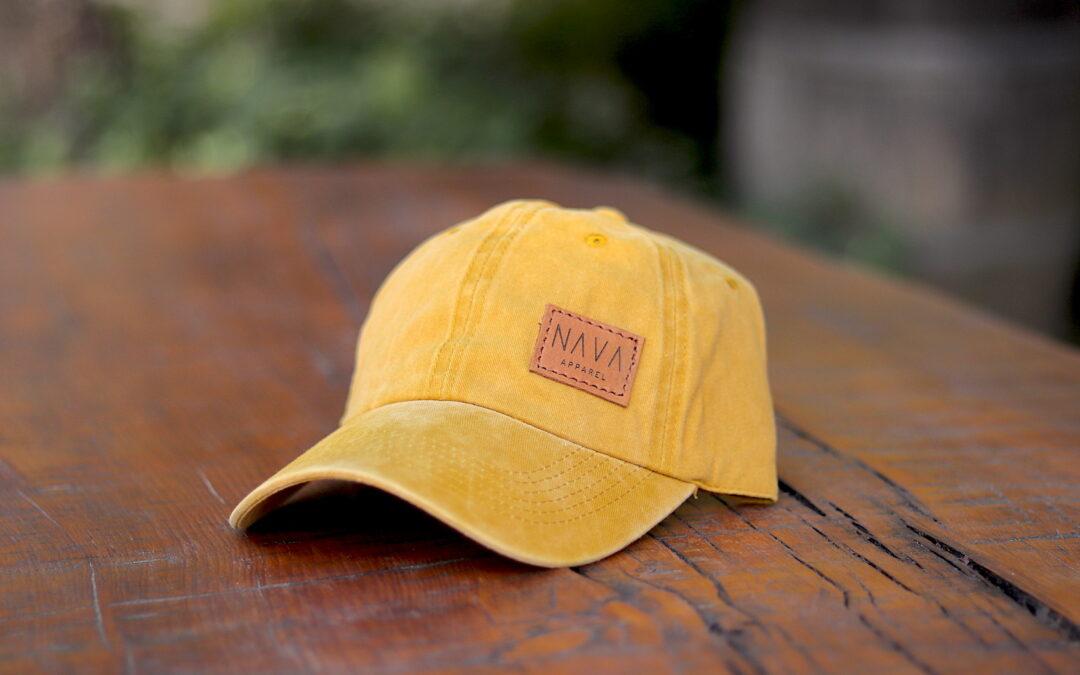 Camper Cap – Mustard