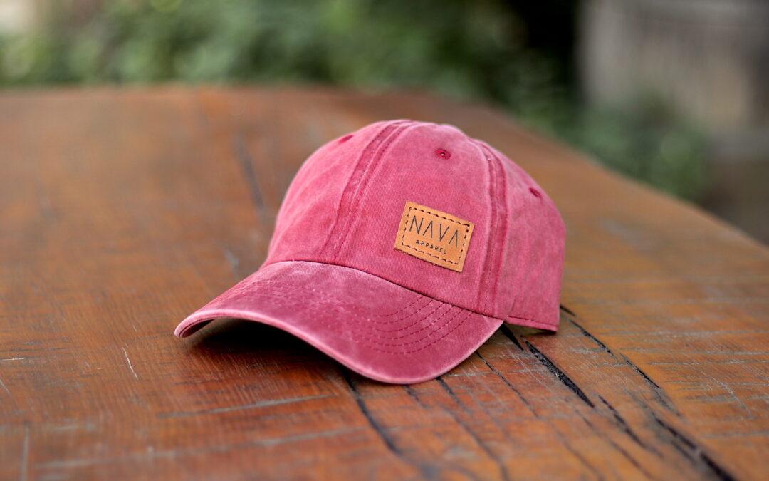 Camper Cap – Raspberry